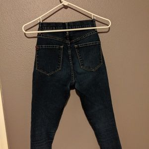 Super skinny high waisted urban outfitters jeans